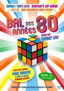 bal 80's comité des fêtes