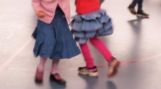 Quand les élèves se font danseurs