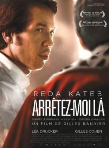 """Reda Kateb à l'affiche du film """"Arrêtez-moi là"""" de G.Bannier"""