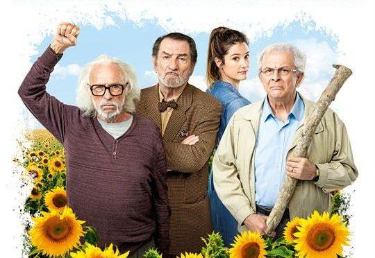 Jeudi 4 octobre cinéma 20h30 MJC «les vieux fourneaux»