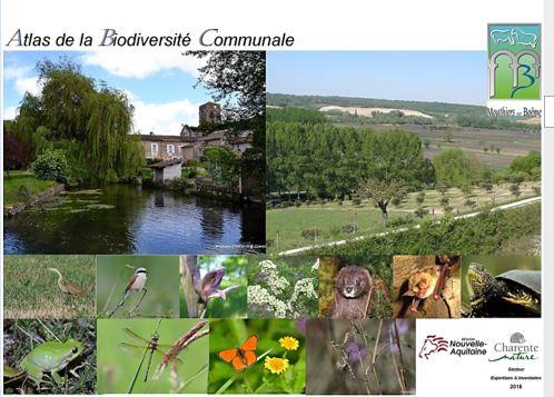 Vendredi 12 octobre 20h30 – Réunion Publique «Atlas de la Biodiversité Communale»