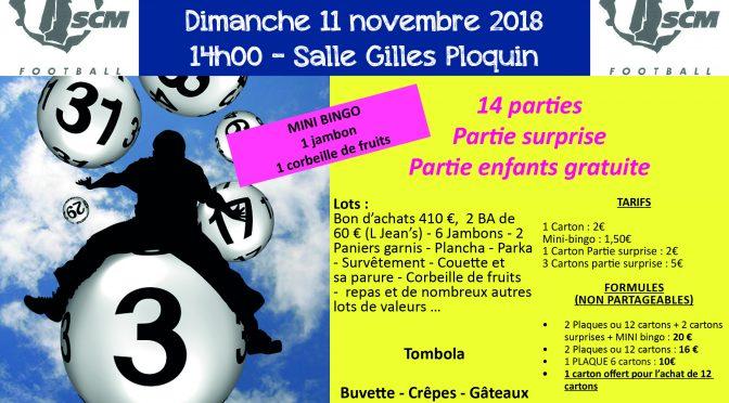 11/11 Loto du Foot