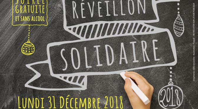 Réveillon solidaire – Effervescentre