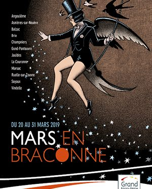 Mars en Braconne du 20 au 31 mars