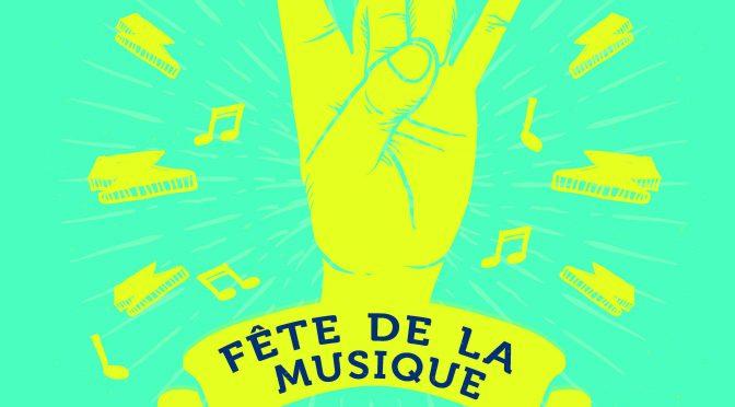 Fête de la musique Vendredi 21 juin