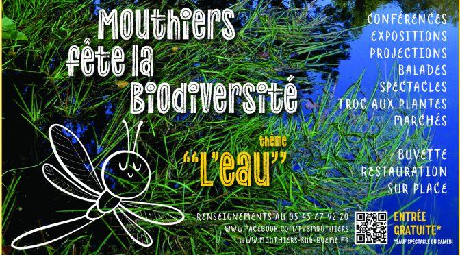 2ÈME FESTIVAL DE LA BIODIVERSITÉ 17,18,19 octobre