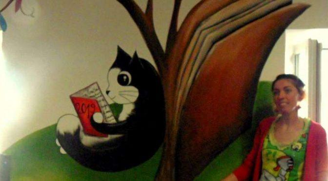 Sandrine Payramaure – Parcours… de l'huile au chat